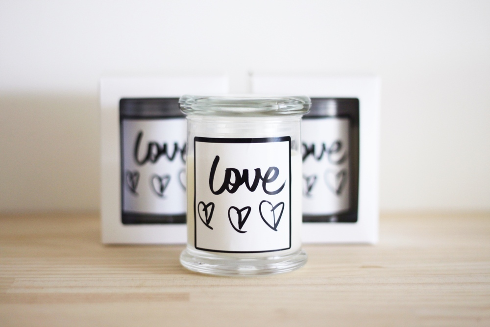 Product Photography & Styling  Penny Lane Candle Co.