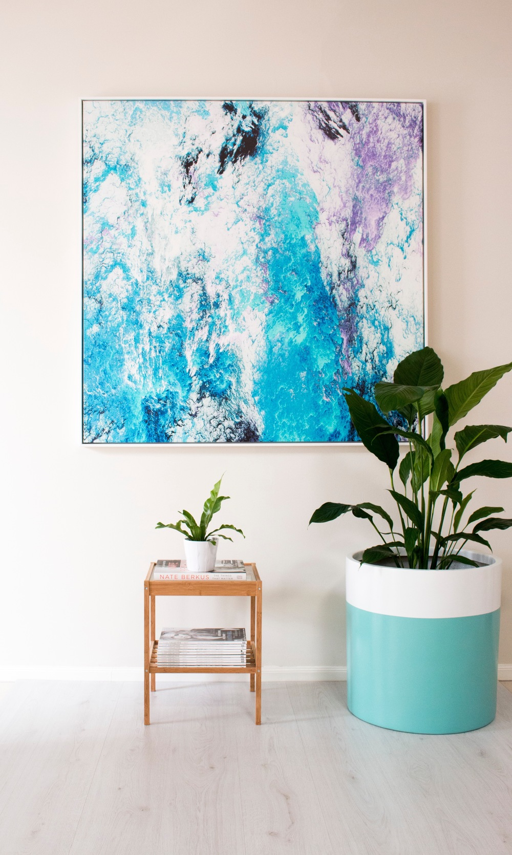 Product Photography & Styling   Alisa & Lysandra X  United Artwork    Fibreglass Pot - Modern Muse