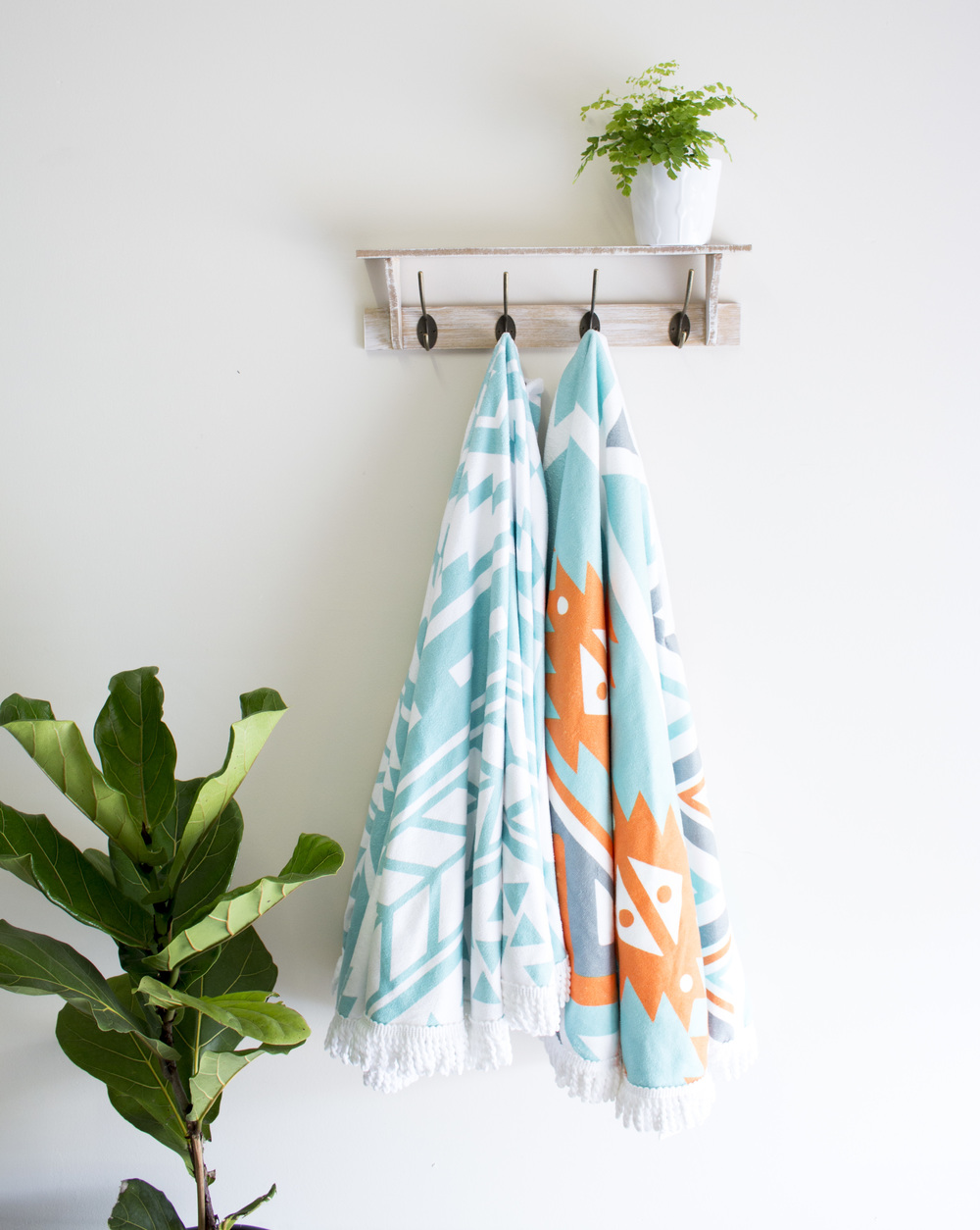 Product Photography & Styling    Roundie Towels -  Sococo Skincare