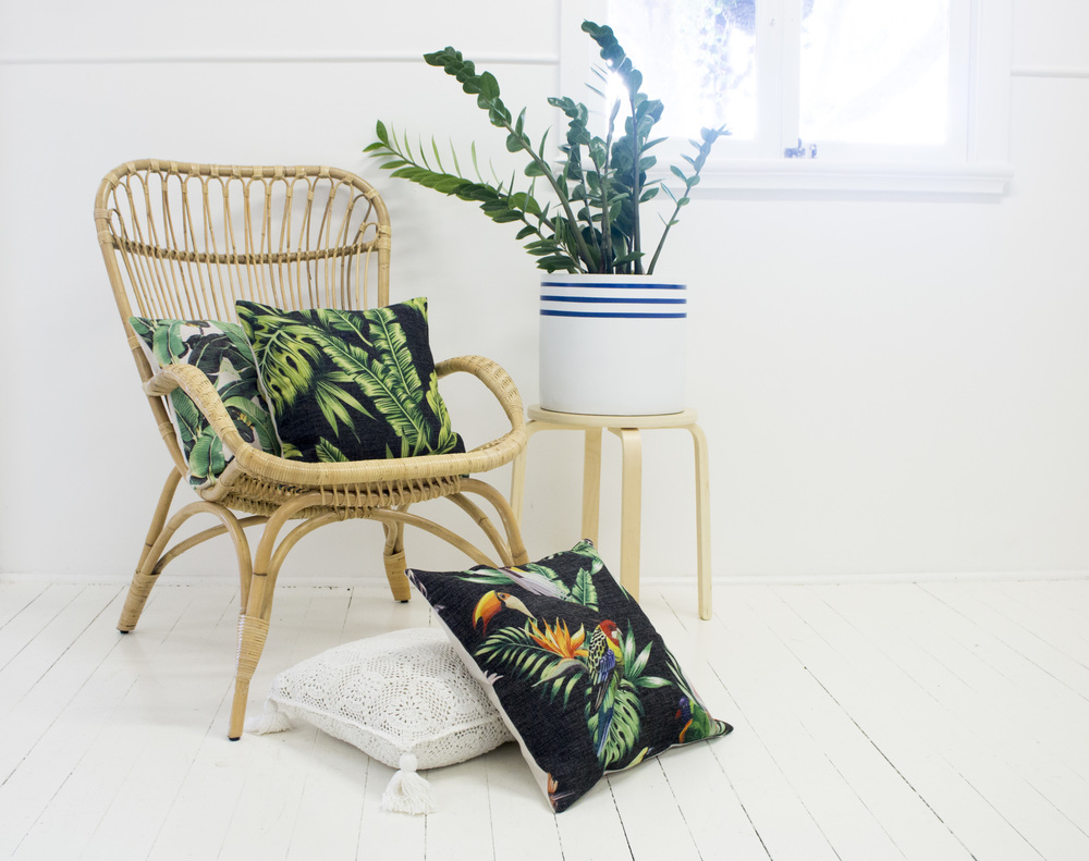 Product Photography & Styling Chair & Cushions -  Au Fait
