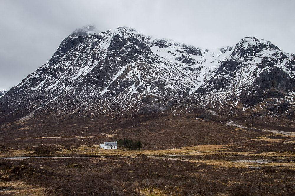 Isolation, Scottish Highlands, Scotland
