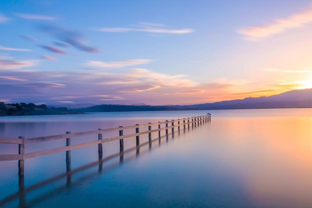 Pastel Nights, Mortimer Bay, Tasmania