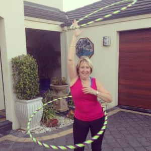 Hula Hoops Fitness