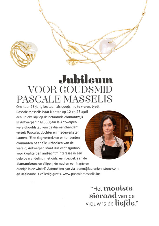 Jubileum Bruid Magazine