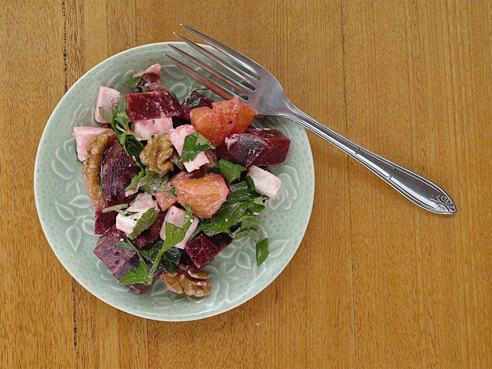 Beetroot Orange Salad