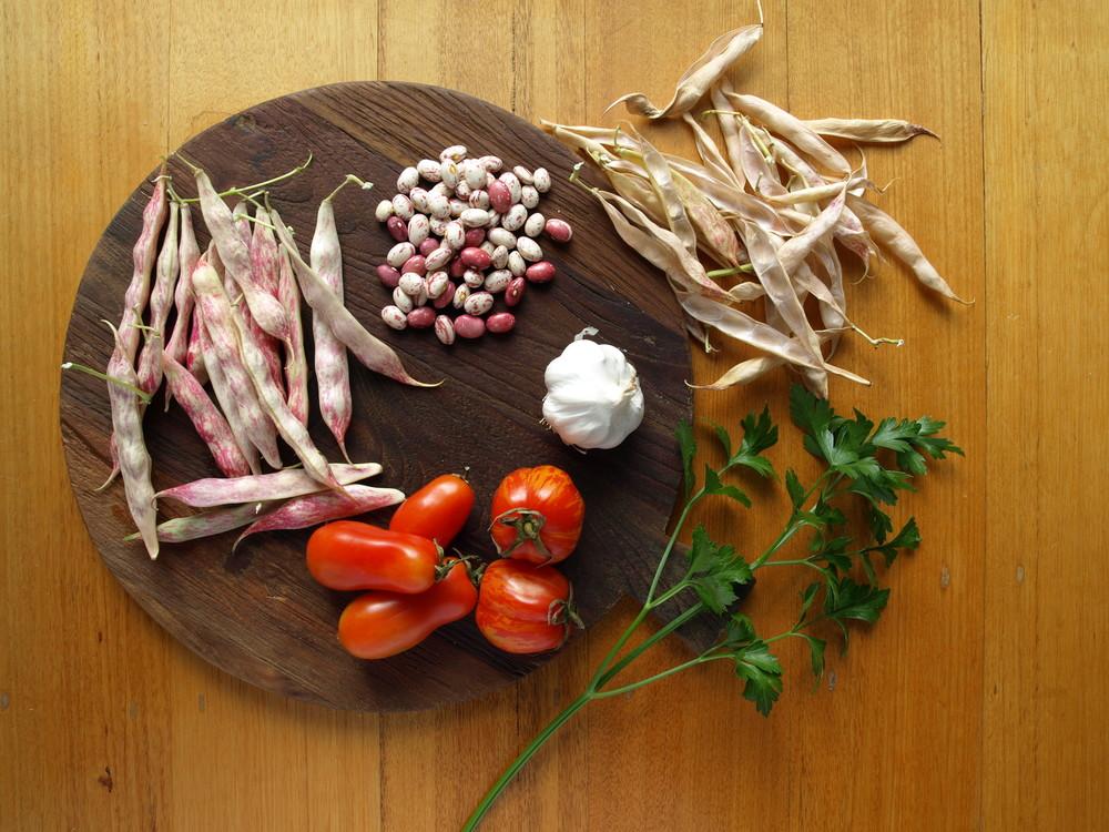 borlotti baked beans ingredients