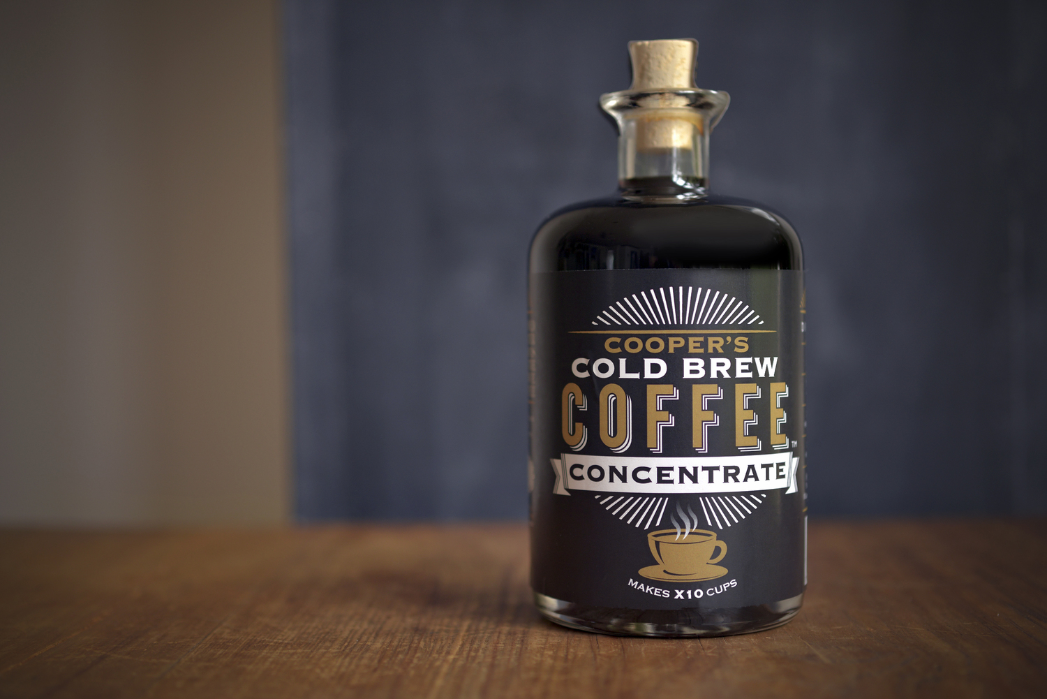 Cold Brewed Coffee Concentrate – Recipesbnb