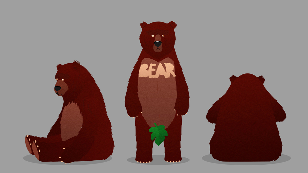 Picnic Studio - Bear