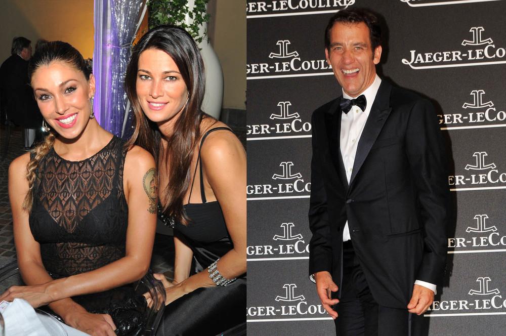 Belen Rodriguez, Manuela Arcuri - Clive Owen