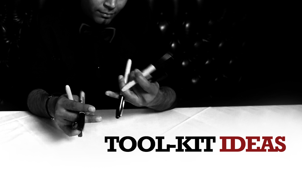 TOOL-KIT IDEAS FREE! LEARN NOW