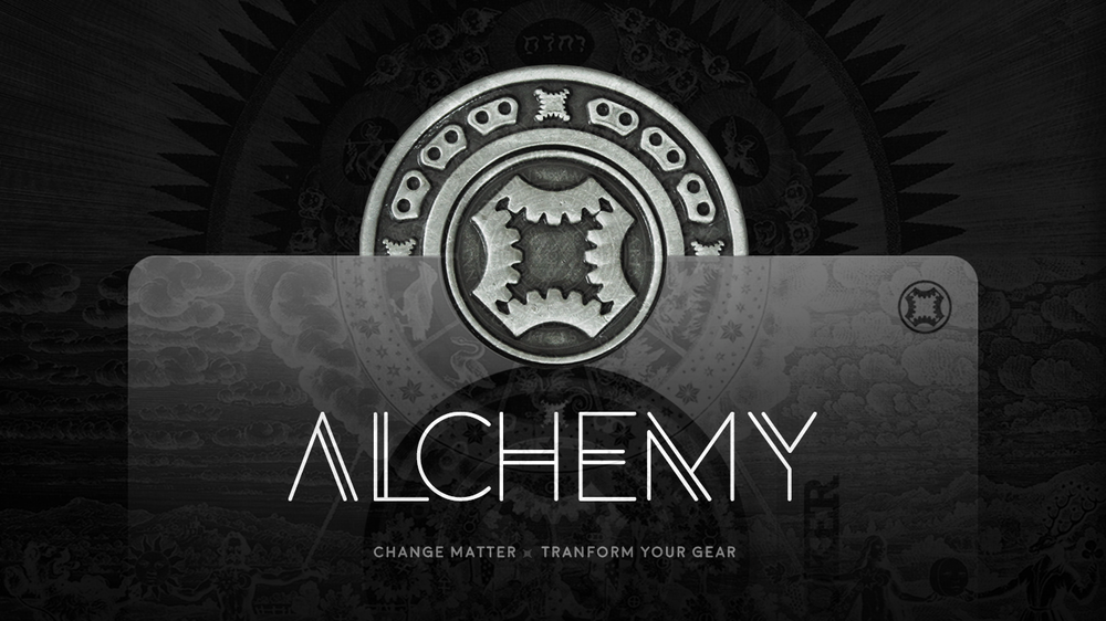 ALCHEMY £4.50 BUY NOW