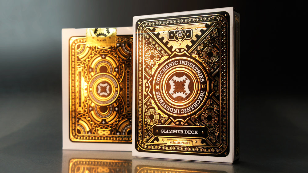 GLIMMER DECK    LIMITED EDITION    VIEW DETAILS