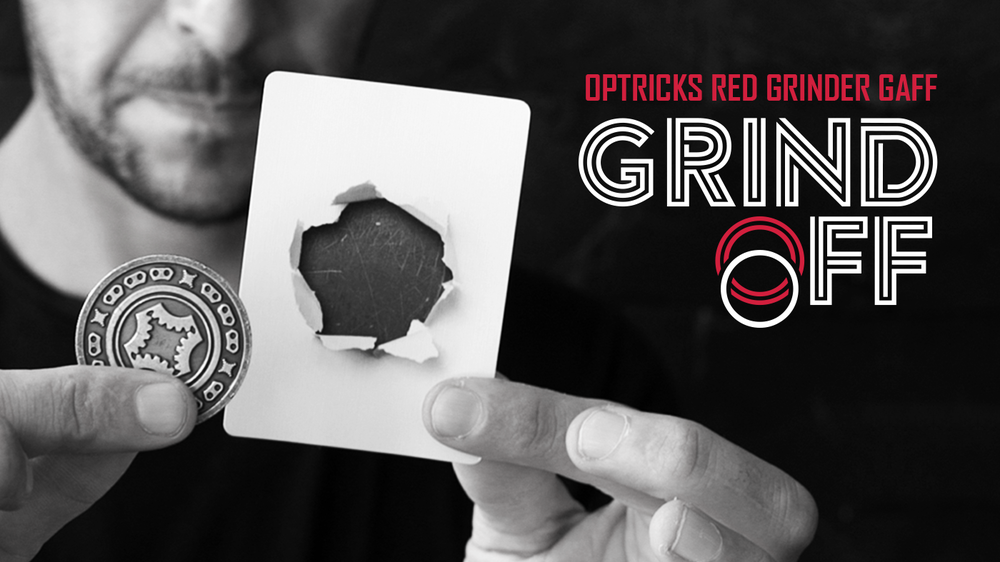 GRIND OFF    OPTRICKS RED    LEARN NOW