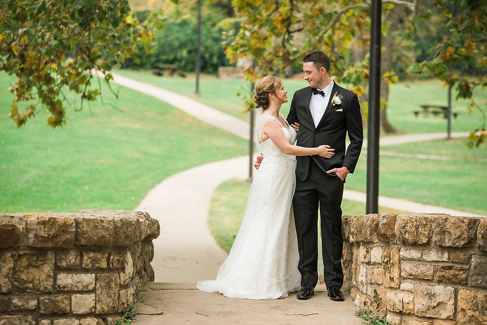 Potter Lake wedding photography