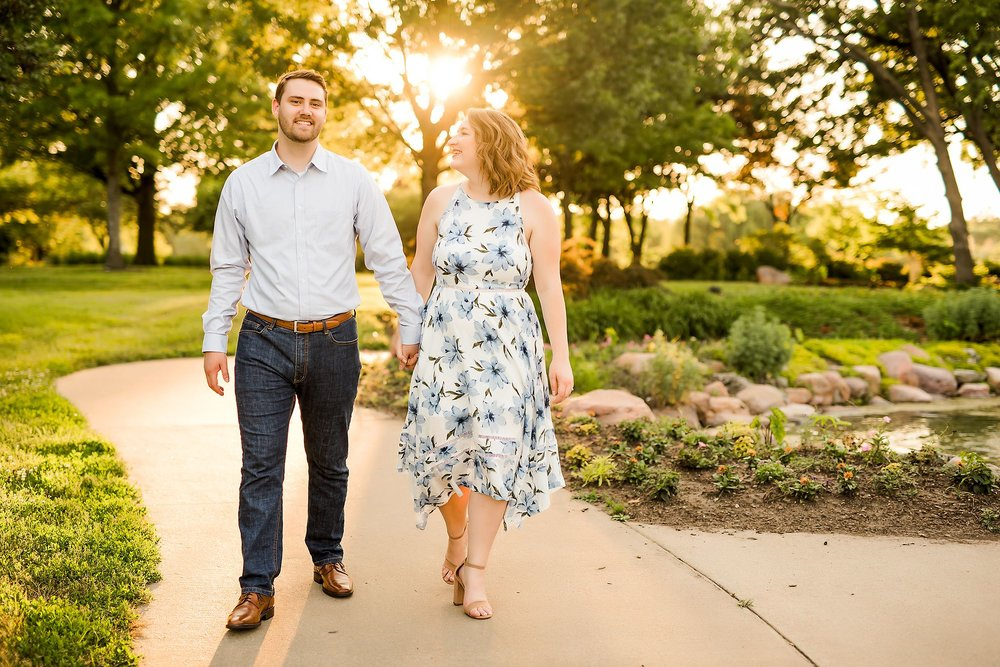 engagement and wedding photographers in topeka ks