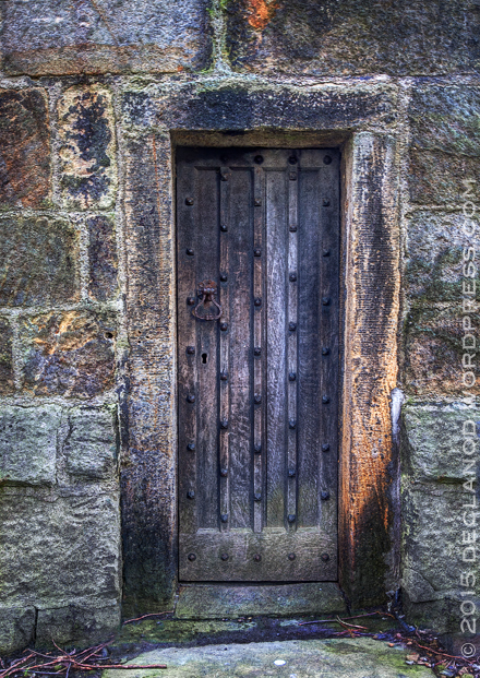 Old Church Door