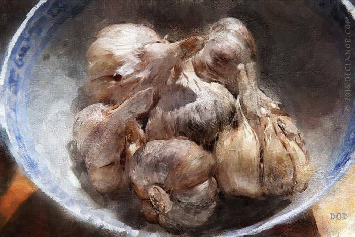 A Taste Of Garlic