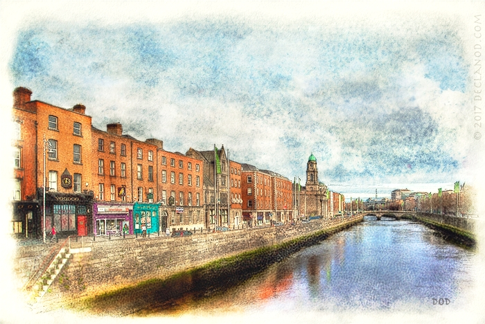 Dublin Watercolour