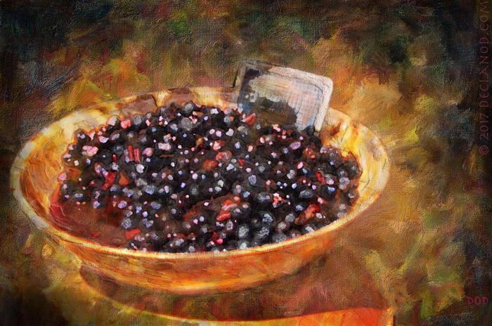 Olives - Grècque aux Piments