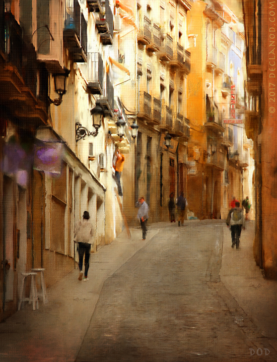 Villavieja - The Old Town - Alicante