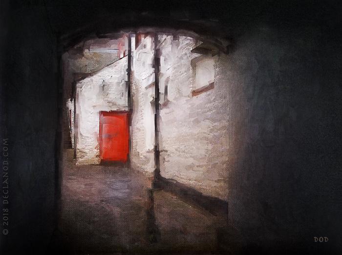 The Red Door..