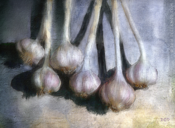 More Garlic?