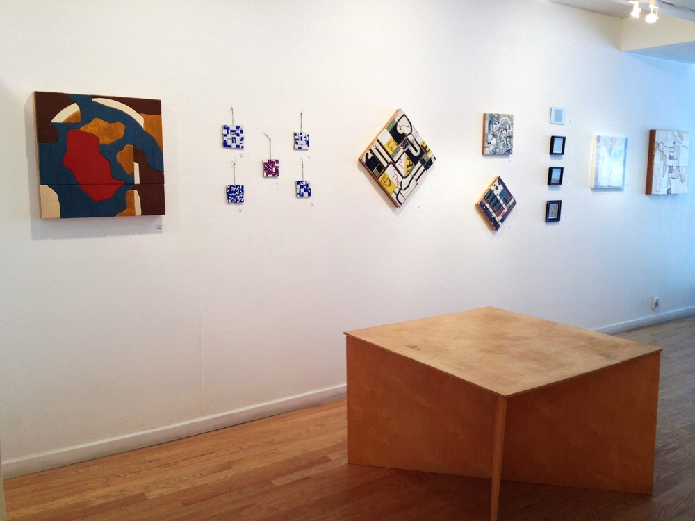 J. Willis Install, 516 Arts, May, 2015