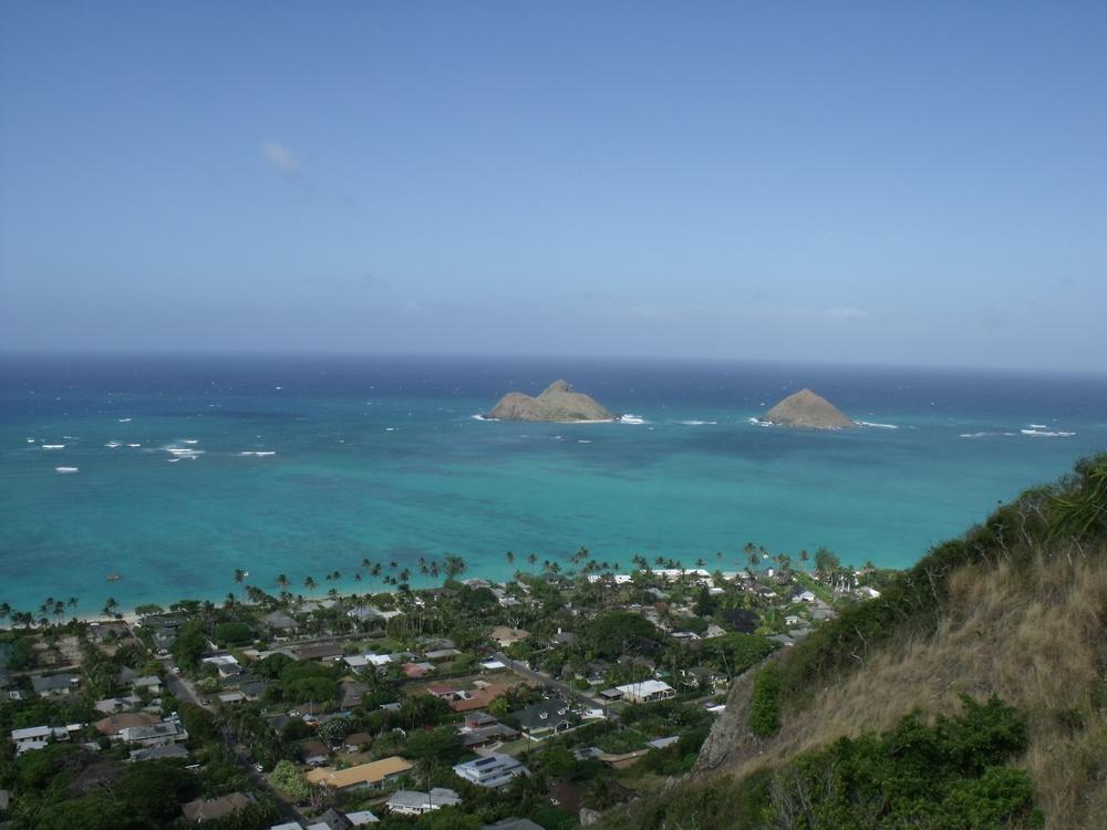 Oahu. Aka heaven.