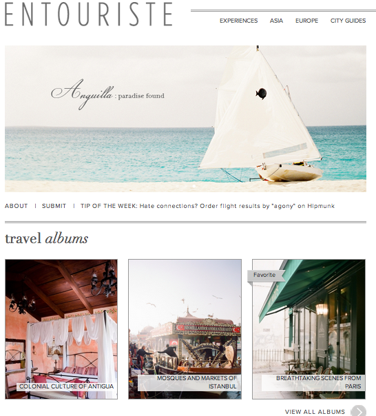 Found a new travel website. You know how much I love those :)