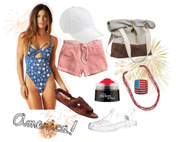 Shop all these looks here .
