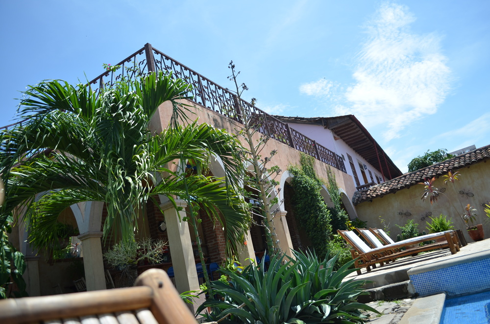 Hotel Spa Granada.