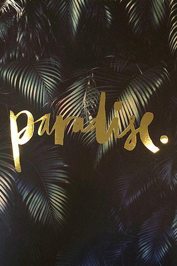 paradise-print