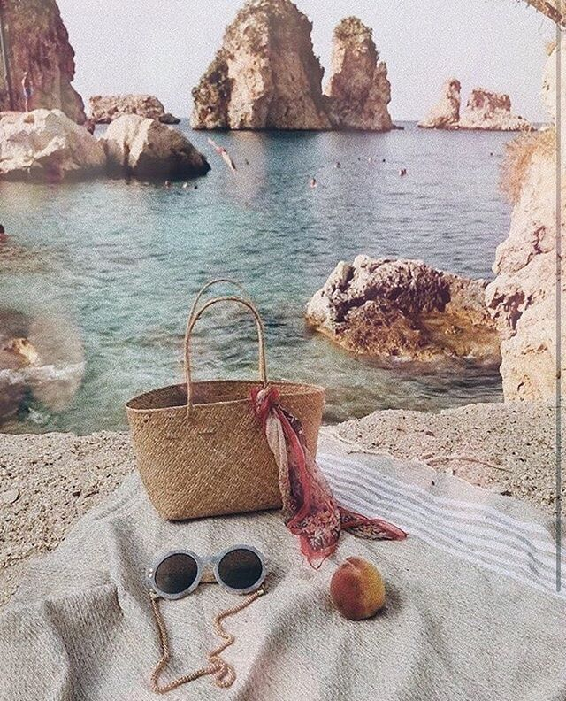 Dreaming about picnics on the Adriatic. Hbu?