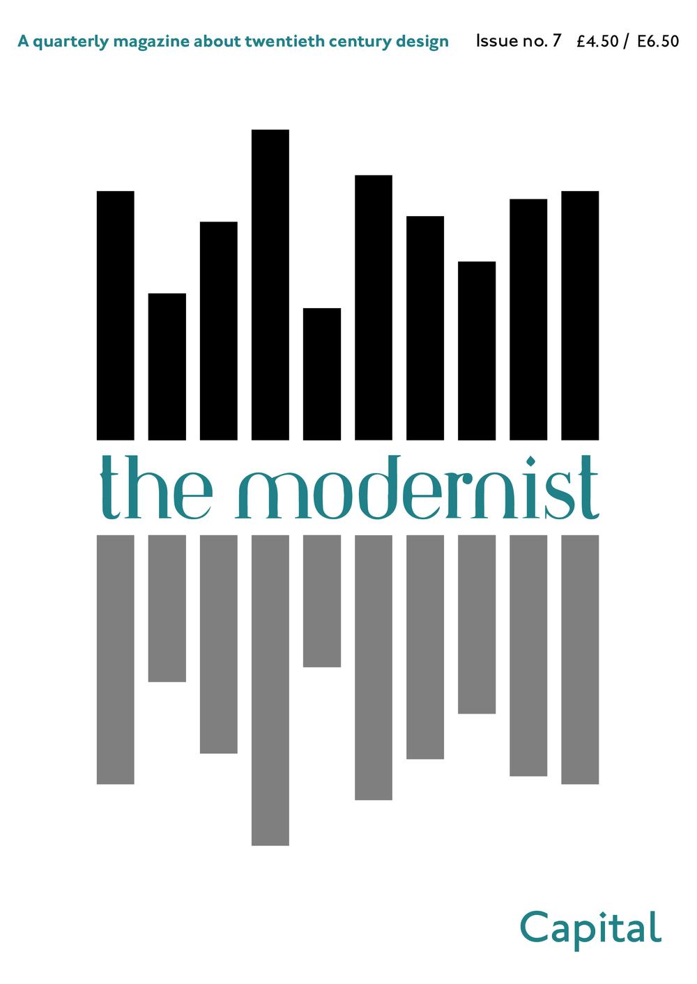 Modernist Magazine Capital