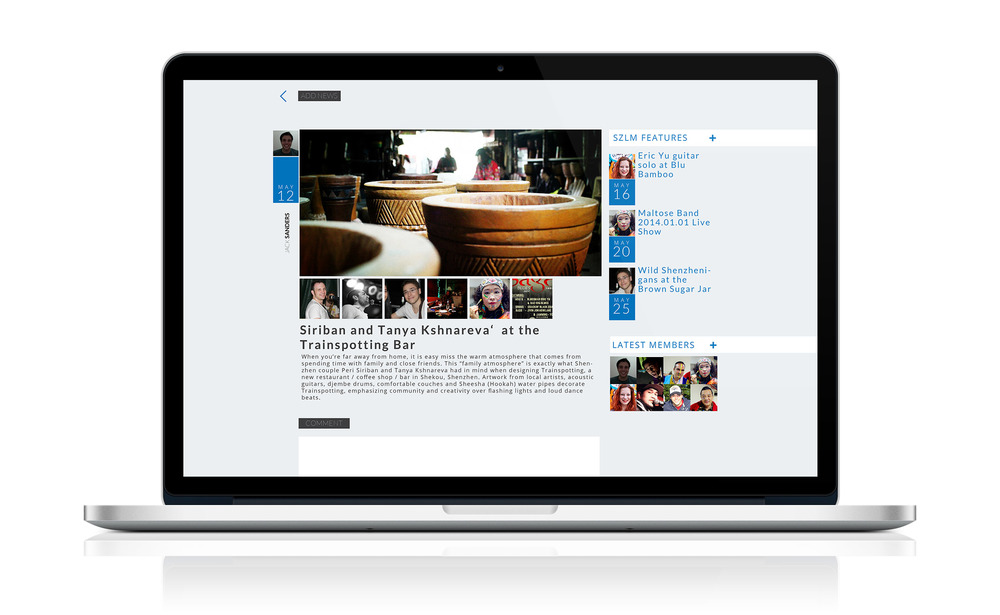 MYLM Website