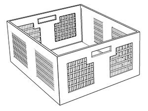 Cajas industriales