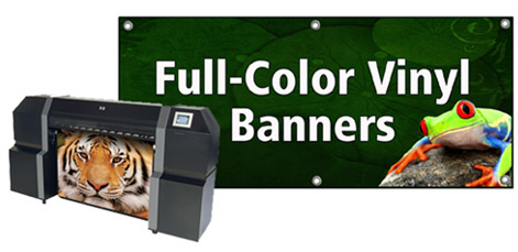 Signs  Banners  Dearingers Printing  Trophy - Vinyl banners and signs