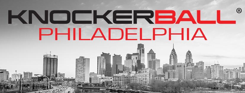 Be sure to follow Knockerball Philadelphia on Facebook: www.facebook.com/knockerballphiladelphia or online at  http://knockerballphiladelphia.com/