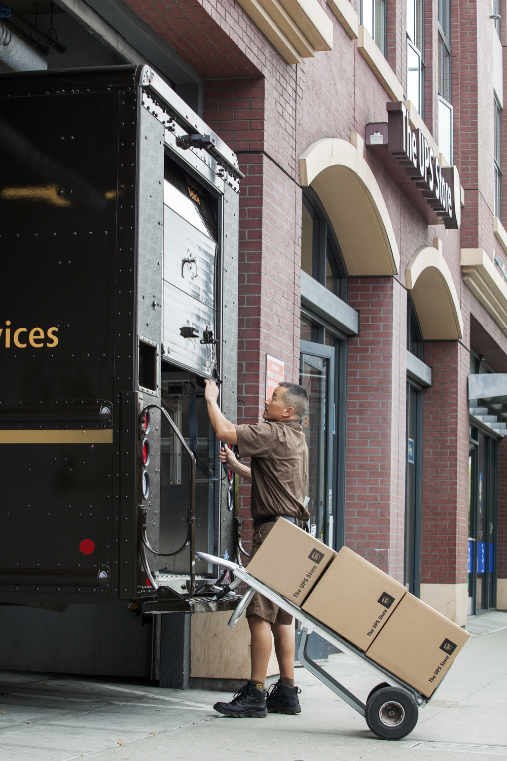 The UPS Store, San Francisco