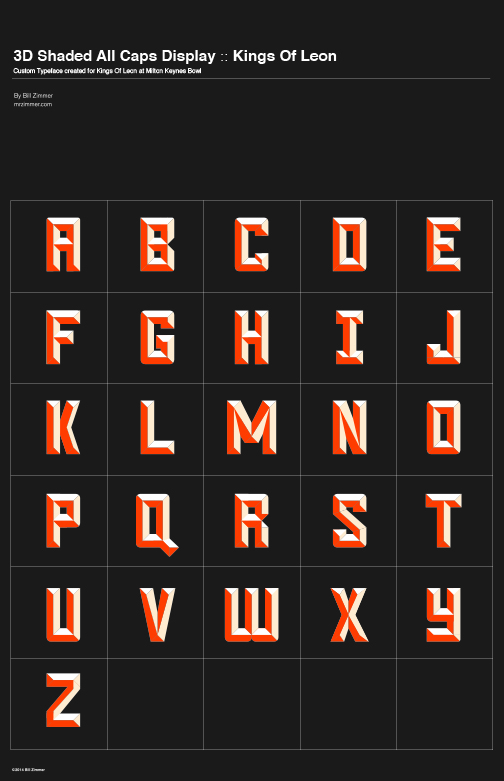 Custom typeface. Free to use. Download  EPS