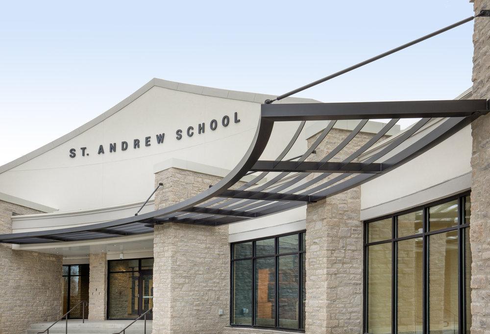 Saint Andrew School Addition
