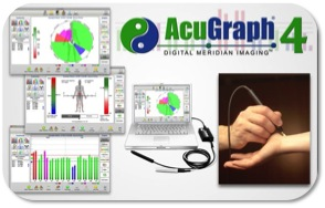 We can now Measure the Meridian and Nerve health to determine the cause and correction of our patients symptoms.