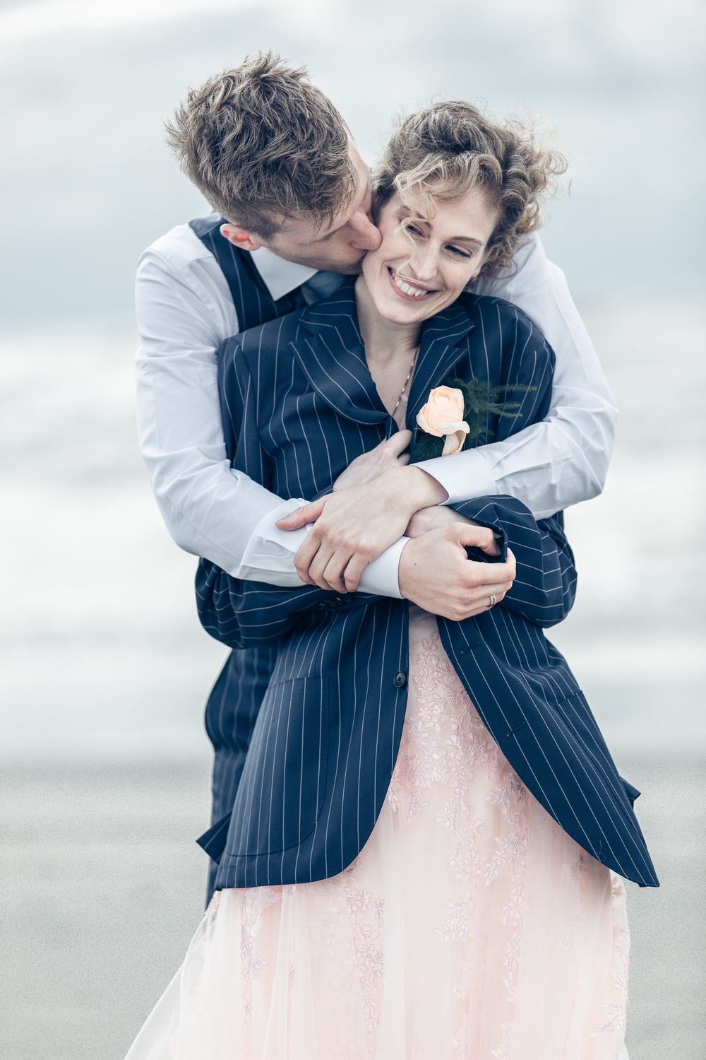 beach wedding strand zuid-hollend trouwen