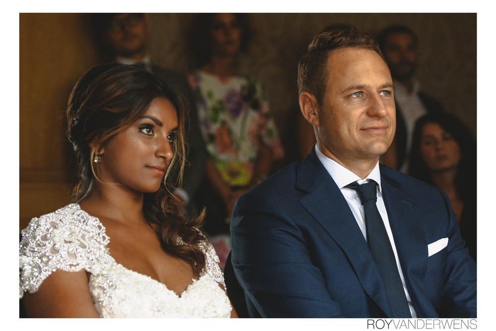 Huwelijksvoltrekking in de LandgoedWolfslaar Breda