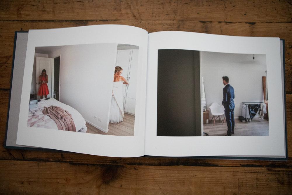 Gratis Trouwboek bij Roy van der Wens bruidsfotografie uit Tilburg