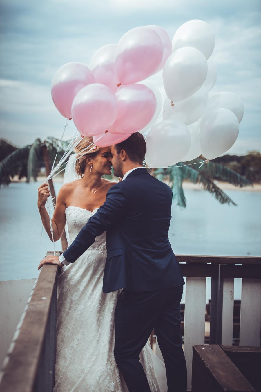 trouwen ballonnen eindhoven