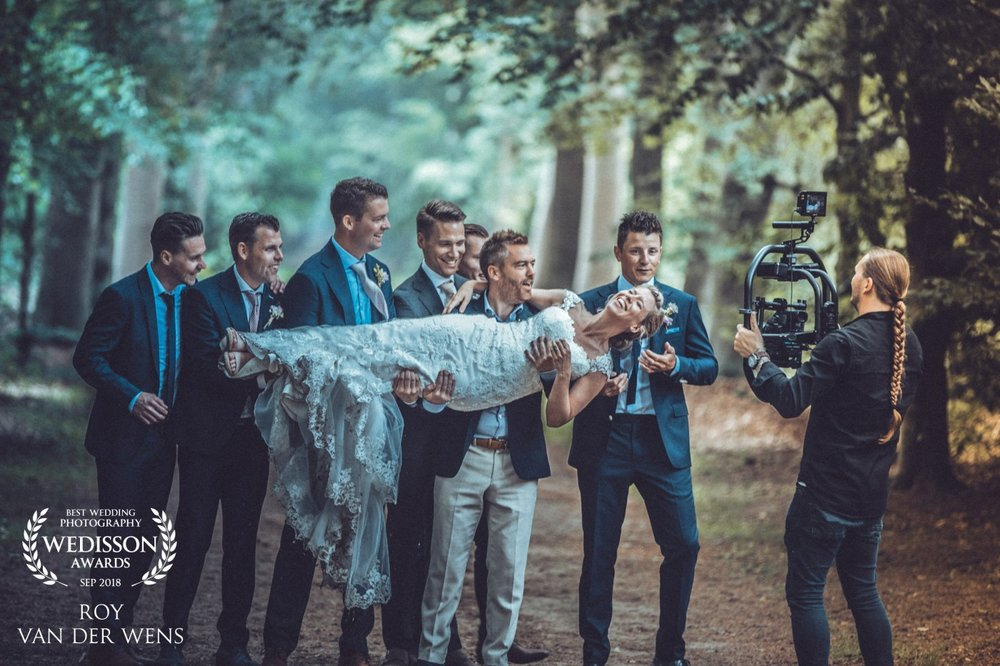 1e prijs, best wedding photographer, sept 2018