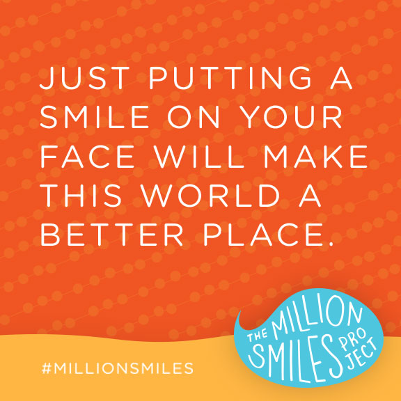 Smile Collecting Kit Themillionsmilesproject