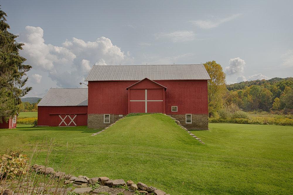 380 Raymond Fish post and beam barn.jpg
