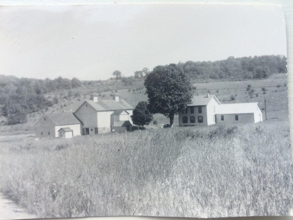 1950 Raymond Fish Road.JPG